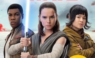 Star Wars VIII: Hromada fotek a původ kapitánky Phasmy | Fandíme filmu