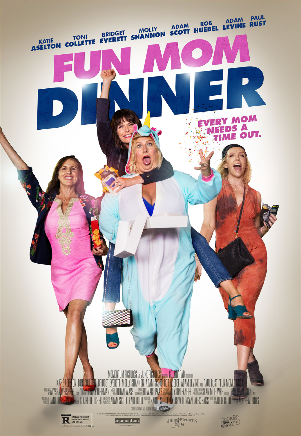 Fun Mom Dinner | Fandíme filmu