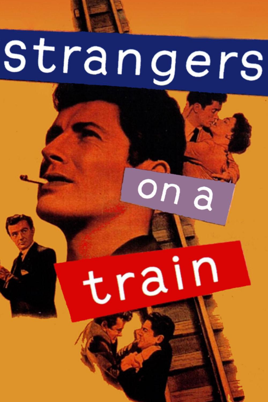 Cizinci ve vlaku | Fandíme filmu