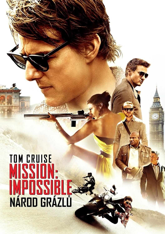 Mission: Impossible – Národ grázlů | Fandíme filmu