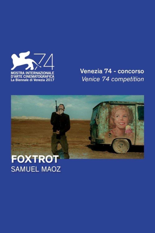 Foxtrot | Fandíme filmu