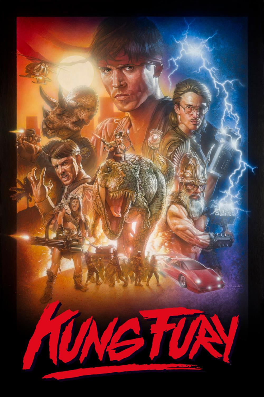 Kung Fury | Fandíme filmu