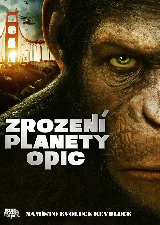 Zrození Planety opic | Fandíme filmu
