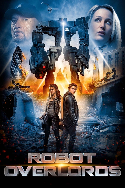 Robot Overlords | Fandíme filmu