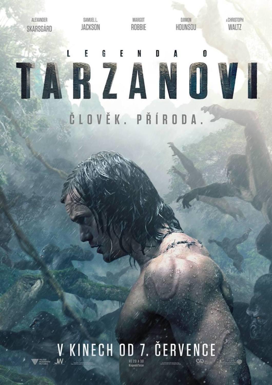 Legenda o Tarzanovi | Fandíme filmu