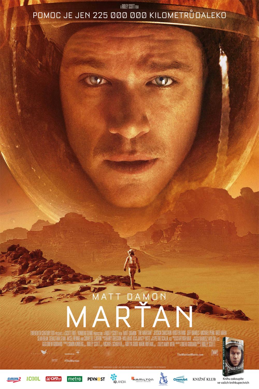 Marťan | Fandíme filmu