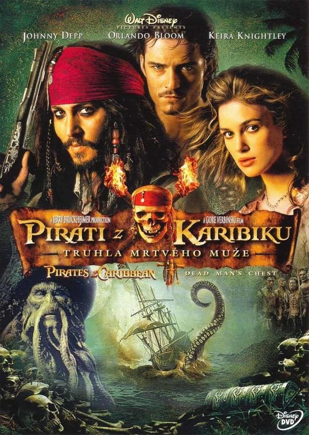 Piráti z Karibiku: Truhla mrtvého muže | Fandíme filmu