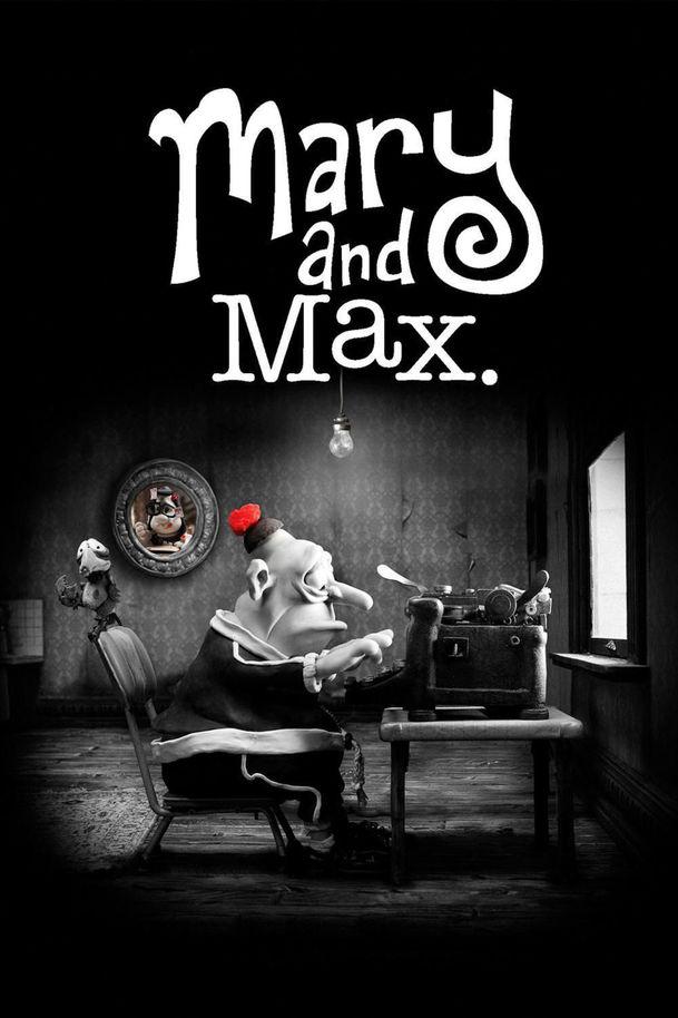 Mary a Max   Fandíme filmu