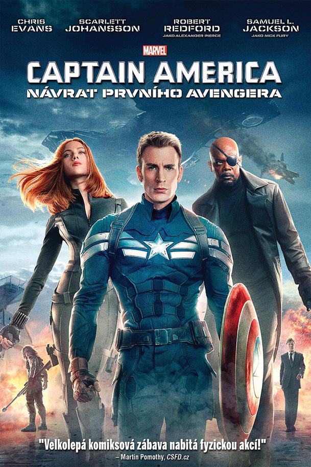 Captain America: Návrat prvního Avengera   Fandíme filmu