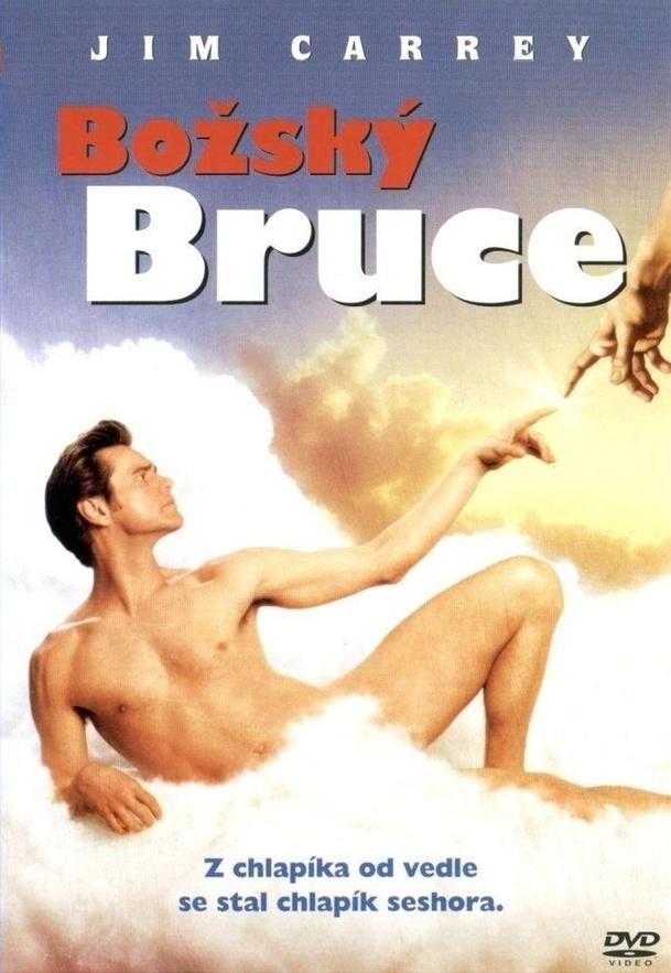 Božský Bruce   Fandíme filmu