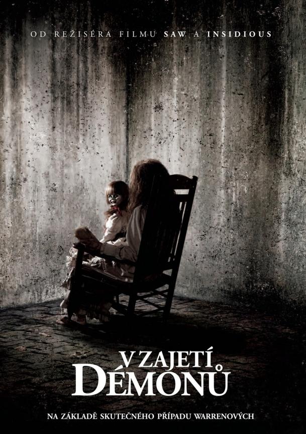 V zajetí démonů | Fandíme filmu