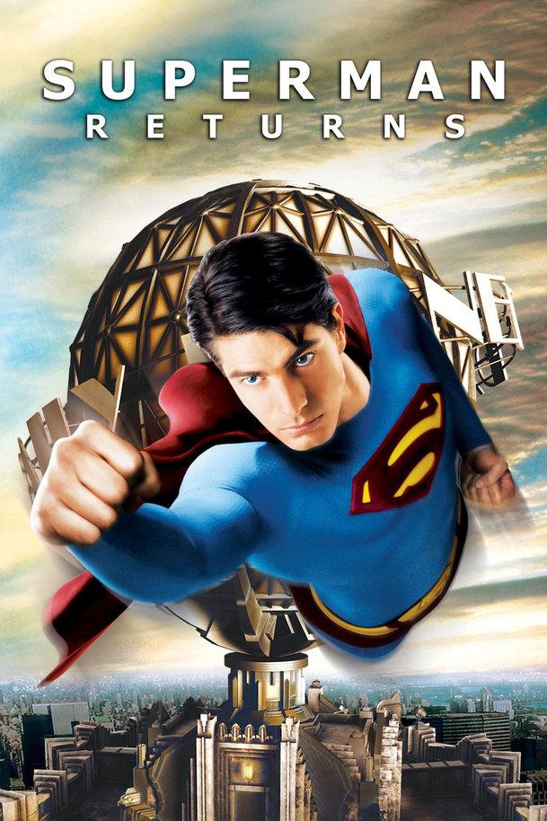 Superman se vrací   Fandíme filmu