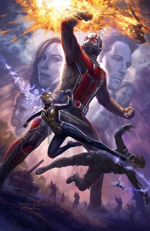 Ant-Man and the Wasp | Fandíme filmu