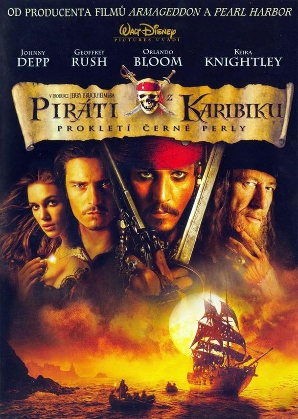 Piráti z Karibiku: Prokletí Černé perly   Fandíme filmu