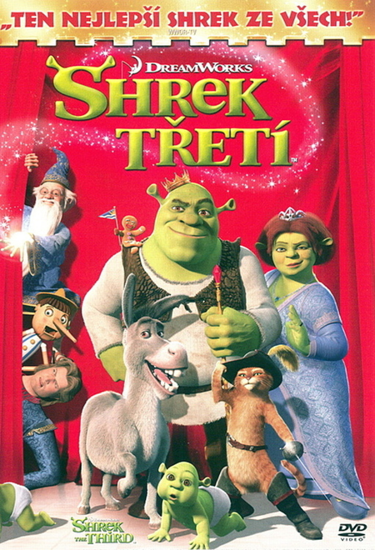 Shrek Třetí   Fandíme filmu