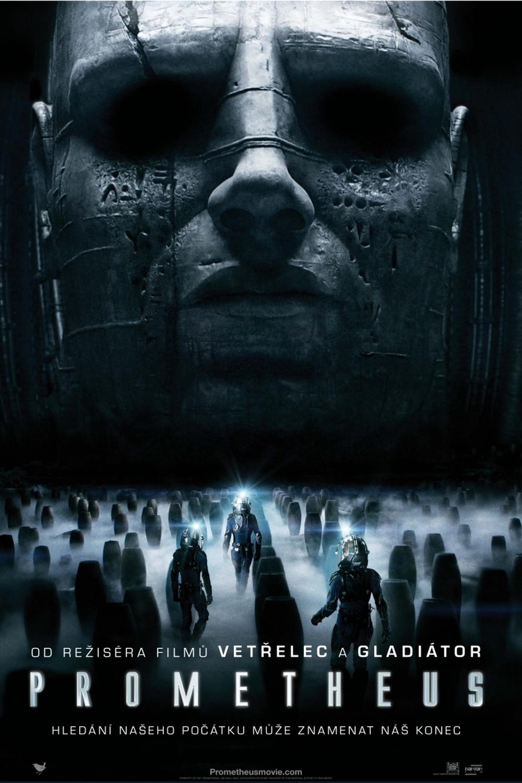 Prometheus | Fandíme filmu