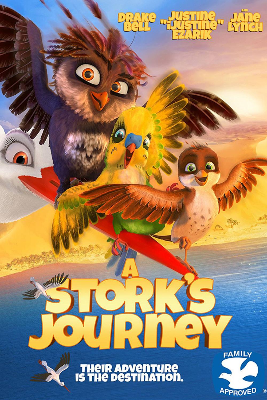 A Stork's Journey | Fandíme filmu