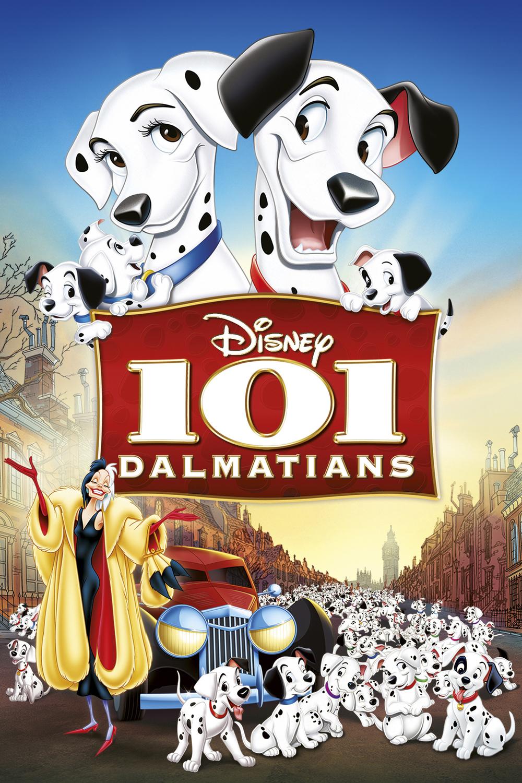 101 dalmatinů | Fandíme filmu