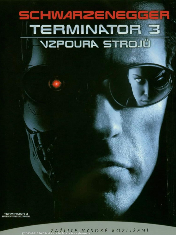 Terminátor 3: Vzpoura strojů | Fandíme filmu