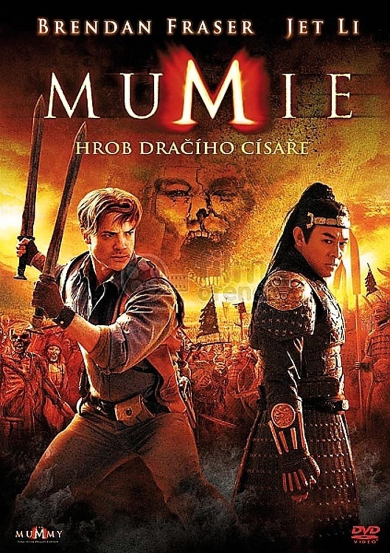 Mumie: Hrob Dračího císaře | Fandíme filmu