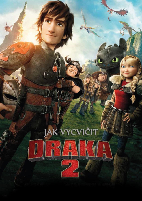 Jak vycvičit draka 2 | Fandíme filmu