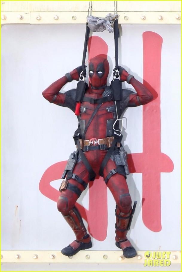 Deadpool 2: Cable na prvních fotkách   Fandíme filmu