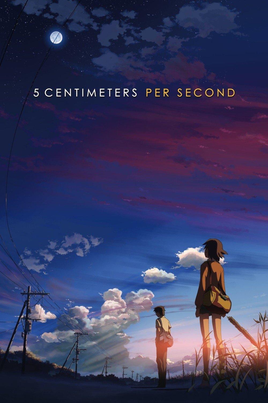 5 centimetrů za sekundu | Fandíme filmu