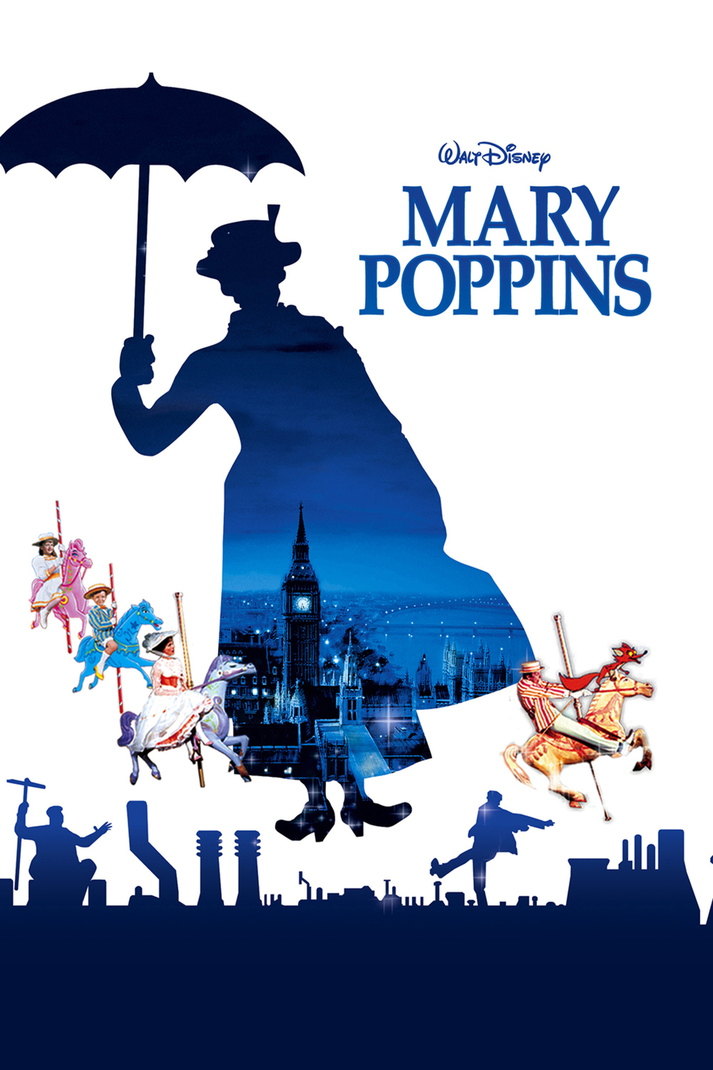 Mary Poppins | Fandíme filmu