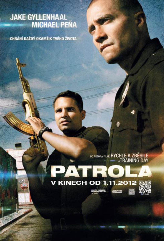 Patrola   Fandíme filmu