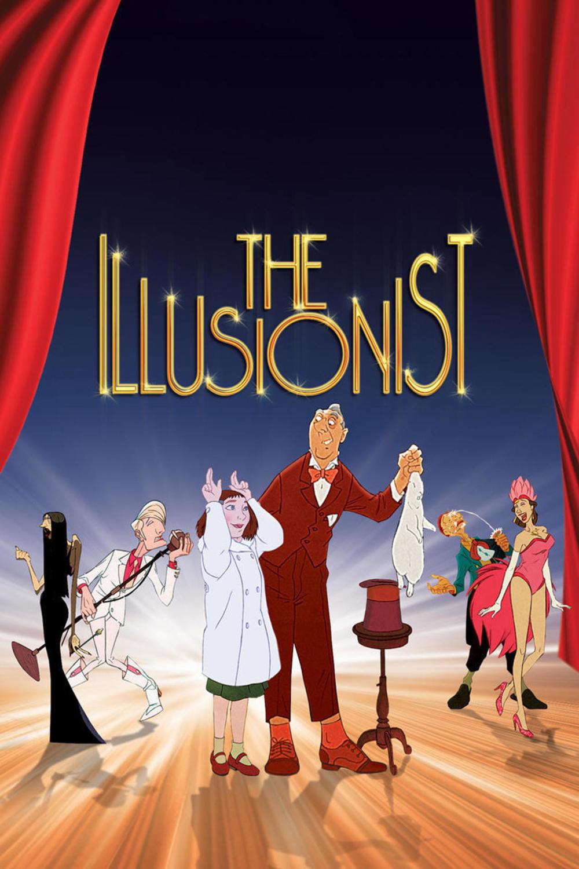 Iluzionista | Fandíme filmu
