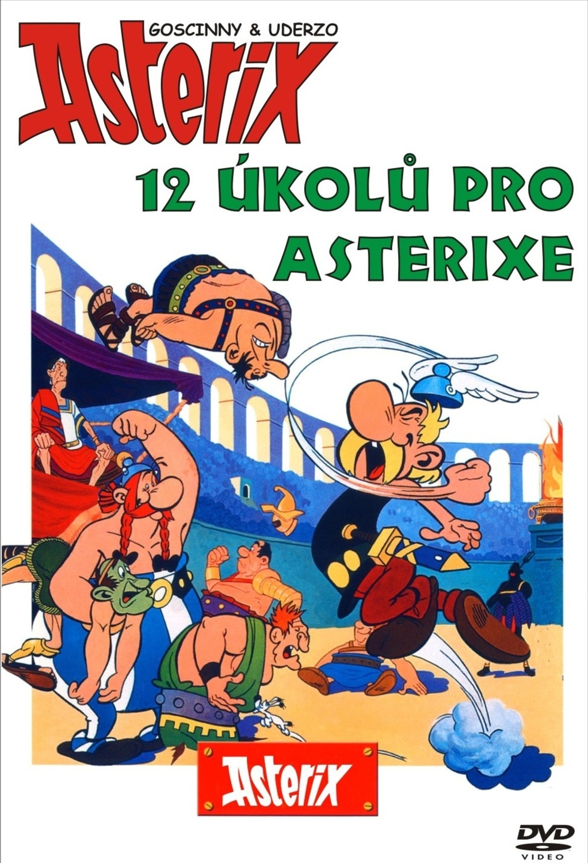 12 úkolů pro Asterixe | Fandíme filmu