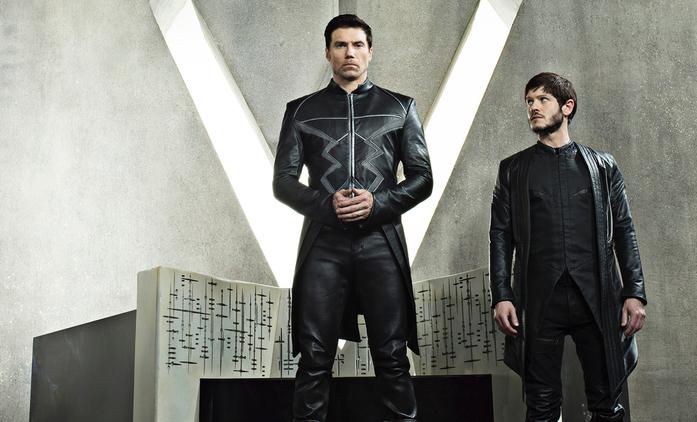Recenze: Inhumans | Fandíme seriálům