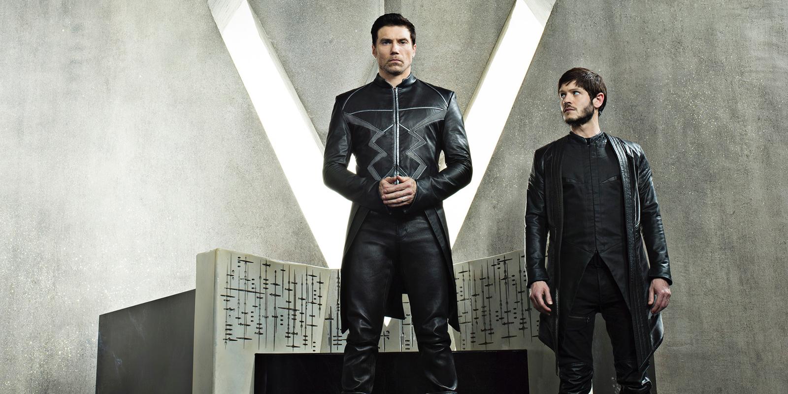 Recenze: Inhumans | Fandíme filmu