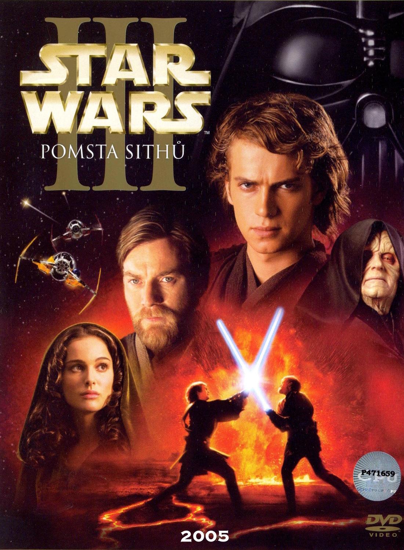 Star Wars: Epizoda III - Pomsta Sithů | Fandíme filmu
