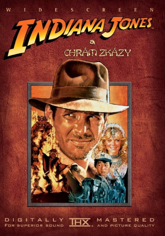 Indiana Jones a Chrám zkázy | Fandíme filmu
