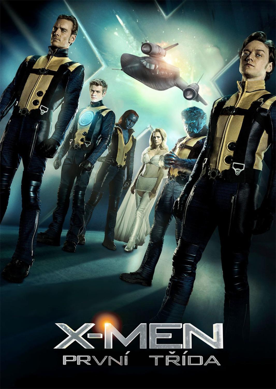 X-Men: První třída | Fandíme filmu