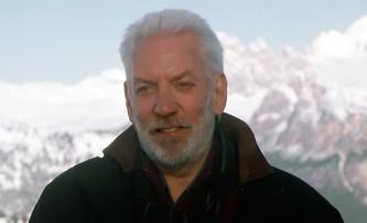 Ad Astra: Ke sci-fi dobrodružství se připojil Donald Sutherland | Fandíme filmu