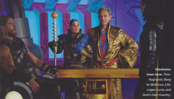 Thor: Ragnarok kašle na shakespearovskou inspiraci + nové fotky | Fandíme filmu