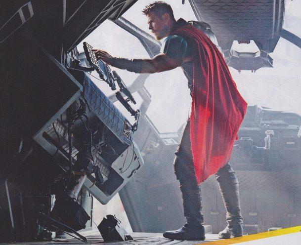 Thor: Ragnarok kašle na shakespearovskou inspiraci + nové fotky   Fandíme filmu