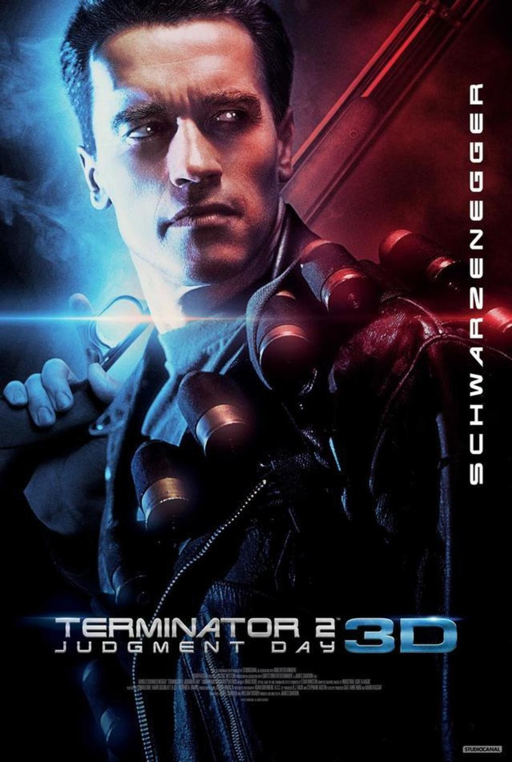Terminator 2: Judgment Day 3D | Fandíme filmu