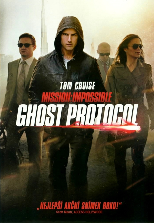 Mission: Impossible - Ghost Protocol | Fandíme filmu
