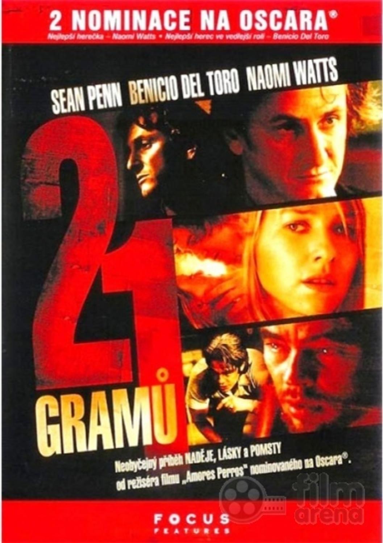 21 gramů   Fandíme filmu