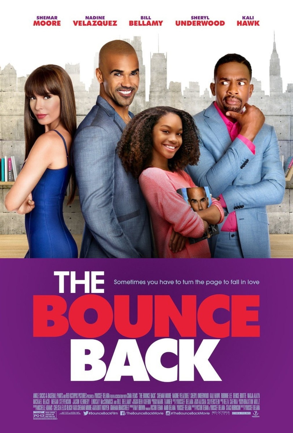 The Bounce Back | Fandíme filmu