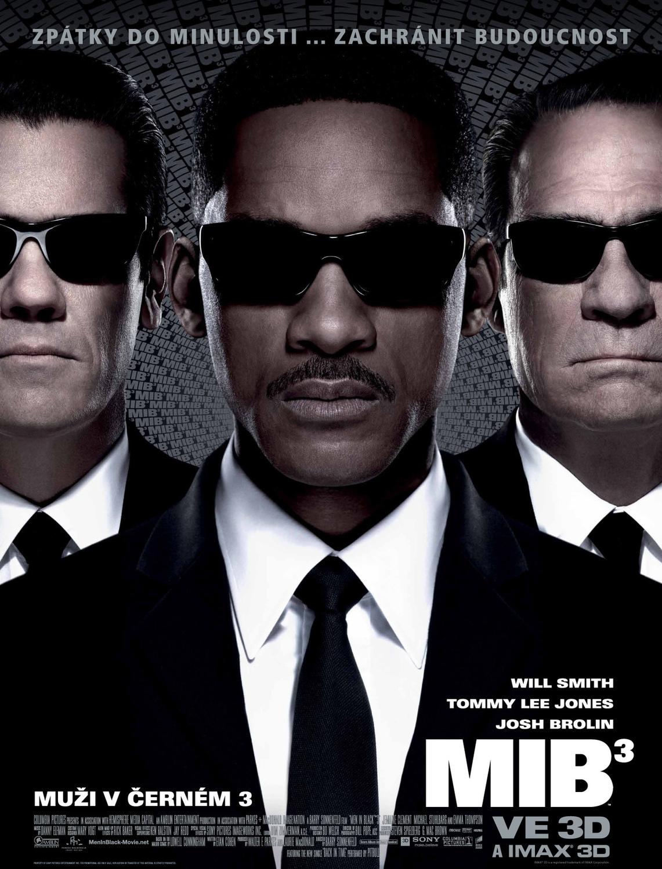 Muži v černém 3 | Fandíme filmu