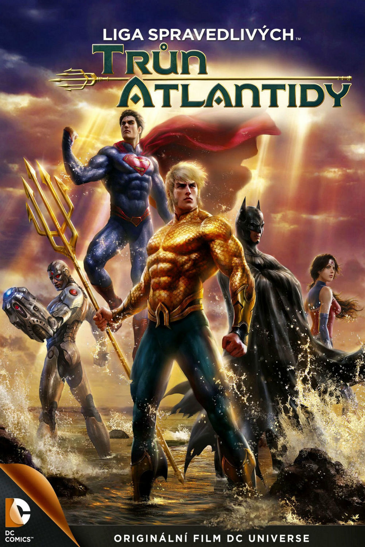 Liga spravedlivých: Trůn Atlantidy   Fandíme filmu