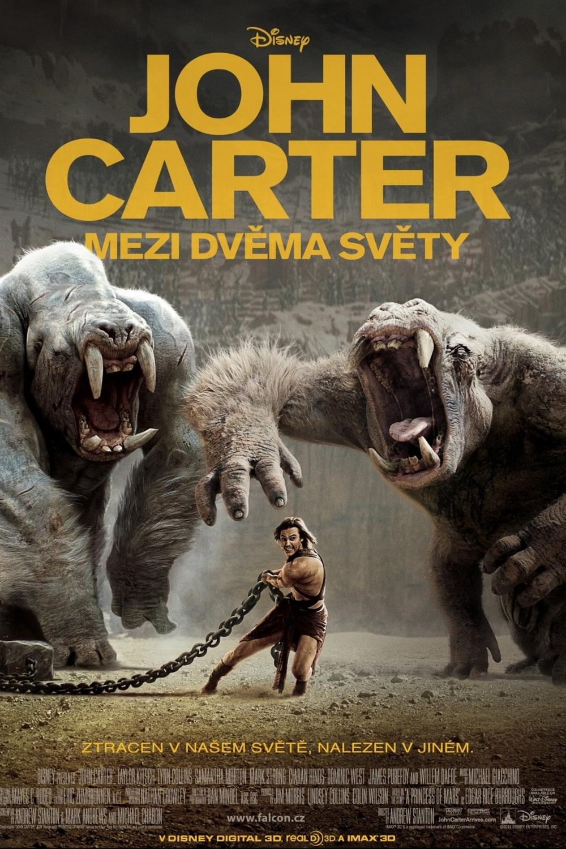 John Carter: Mezi dvěma světy | Fandíme filmu
