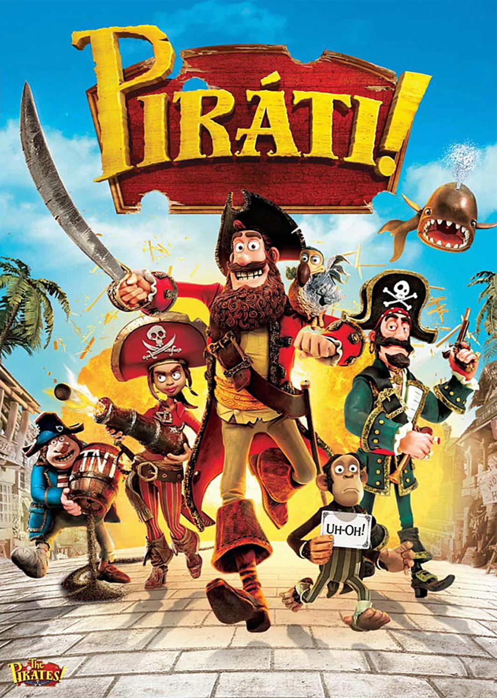 Piráti! | Fandíme filmu