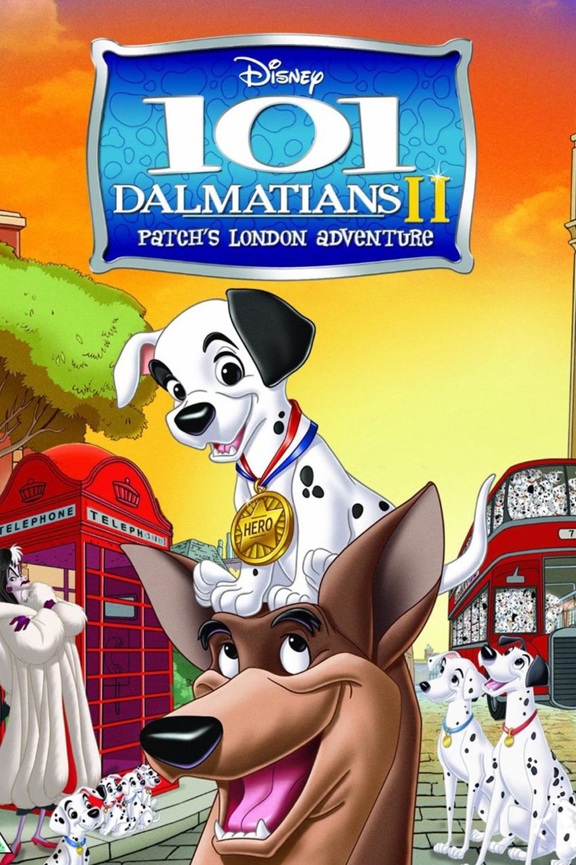 101 Dalmatinů II: Flíčkova londýnská dobrodružstv   Fandíme filmu