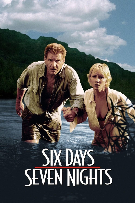 Šest dní, sedm nocí | Fandíme filmu