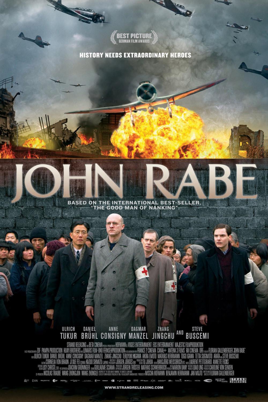 John Rabe - Ctihodný občan Třetí Říše | Fandíme filmu